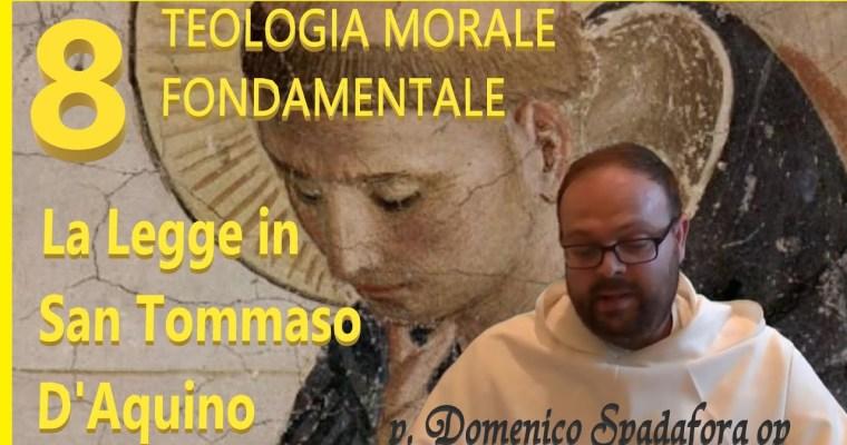 La Legge in San Tommaso d'Aquino