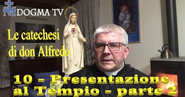 La presentazione di Gesù al tempio (2)
