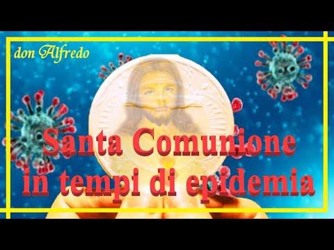 La Santa Comunione in tempo di epidemia