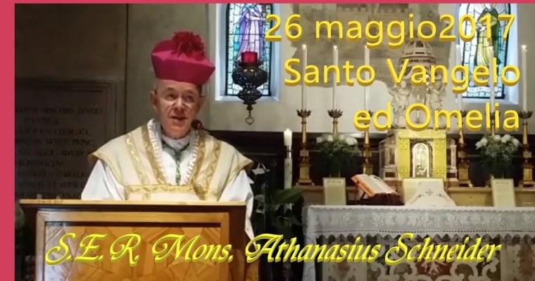 "Mons. Athanasius Schneider – ""I vostri fianchi siano cinti…"""