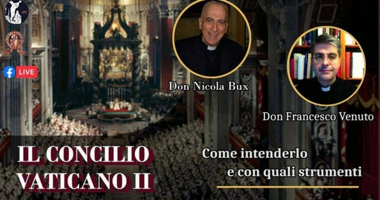 Vaticano II – Come intenderlo e con quali strumenti (2)