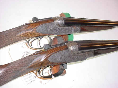 Pair of 16g Guyots