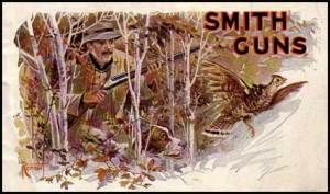 Super cool 1907 LC Smith Catalog Cover
