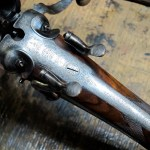 Purdey 10 bore double rifle