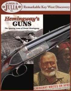 Hemingway's .577 Nitro Express Westley Richards Double Rifle