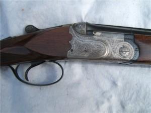 Beretta ASEL 20g Over & Under Shotgun