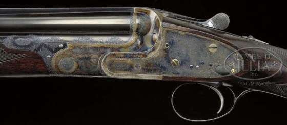 Stunning Boss O/U 20g shotgun, circa 1938