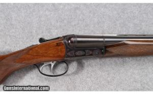 Beretta 20 gauge GR-2 double barrel shotgun