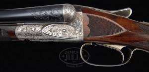 20g Fox XE double barrel shotgun
