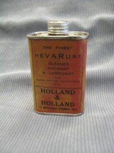 Holland & Holland NEVARUST oil