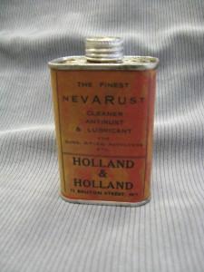 Holland & Holland NEVARUST oil