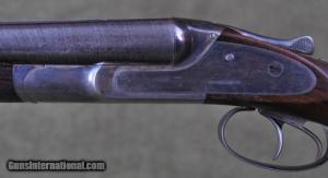 16 gauge Lefever GE double barrel shotgun
