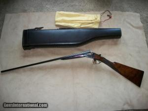 Francotte Grade 14 .410 double barrel shotgun
