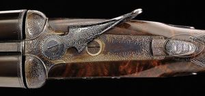James Purdey & Sons 20 gauge double barrel shotgun
