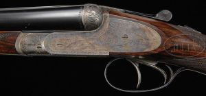 12 gauge Francotte 45E Eagle Grade Double Barrel Shotgun
