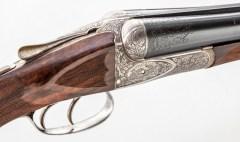 A.H. Fox XE grade Double Barrel Shotgun
