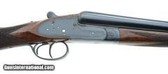 16 gauge Orvis/Arrieta side-buy-side sidelock double barrel shotgun