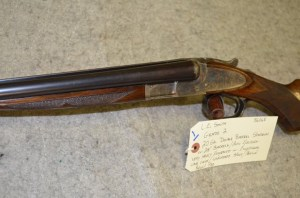 "L.C. Smith – Mod. Grade 2 – 20ga. Double Barrel Shotgun – (w/28"" Barrels) – w/Auto Ejectors"