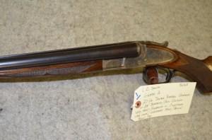 """L.C. Smith – Mod. Grade 2 – 20ga. Double Barrel Shotgun – (w/28"""" Barrels) – w/Auto Ejectors"""