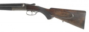 John Dickson Round Action Double Rifle, .500EX