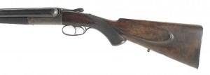 John Dickson Round Action Double Rifle, .500EX