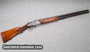 Beretta S2 double barrel over under shotgun