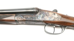 Lot 859 - Griffin & Howe - Round Body Game Gun - 28 ga - shotgun