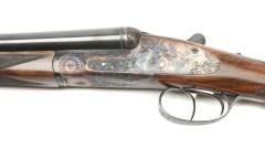 Lot 859 - Griffin & Howe - Round Body Game Gun - 28 ga - shotgun