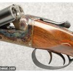 Webley & Scott Model 702, 28 Gauge, double barrel shotgun