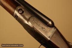 20 gauge Parker VH, straight grip