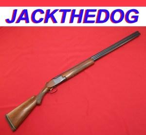 12g Browning Superposed, Pre-War, Double Barrel Shotgun