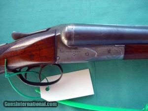 12 gauge A.H. Fox & Co. Sterlingworth Skeet & Upland Game Gun