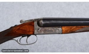 12 gauge Remington FE Trap Gun, side-by-side, double barrel shotgun