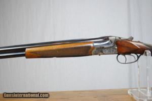 28 Gauge pre-war Diamond Grade Adamy O/U Double Barrel Shotgun