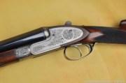 12 gauge Browning Sidelock Side-by-Side Shotgun