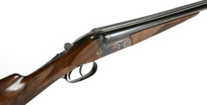 28 gauge Merkel Side-by-Side Double Barrel Shotgun