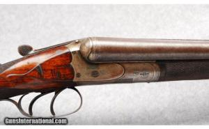 16 gauge Charles Daly Featherweight Double Barrel Side by Side shotgun