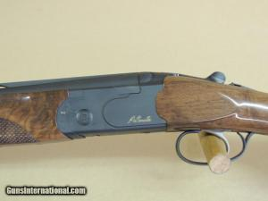 20 gauge Beretta Black Onyx Double Barrel Over-Under Shotgun
