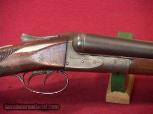 12 gauge Savage - Fox Sterlingworth Skeet & Upland Game Double Barrel Shotgun