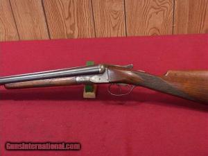 12 gauge Savage - Fox Sterlingworth Skeet & Upland Game Double Barrel Shotgun