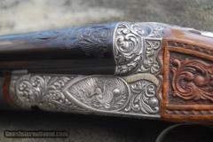 CSMC A.H. Fox FE special 20 gauge double barrel shotgun