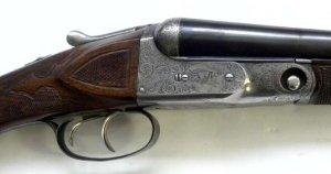 20 gauge Parker DHE double barrel Side by Side Shotgun