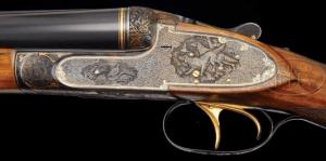 Auction alert: a stunning 12 gauge Tula-made
