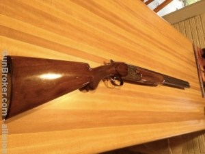 20 gauge B.C. Miroku / Charles Daly Double Barrel O/U Shotgun
