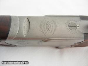 1953 Beretta ASE Boxlock 20 Gauge Straight Grip