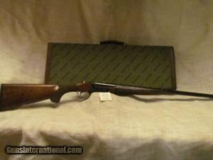 Winchester Classic 28g. Side-By-Side Model 23 Shotgun With Case
