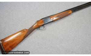 12 gauge Browning Superposed Superlight O/U Double Barrel Shotgun