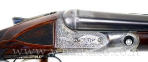 "Parker CHE Double Barrel Shotgun 12 Gauge, Straight Hand Grip, 30"" bbls"