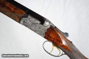 "Beretta AS EELL Double Barrel Over-Under 20 gauge, 27 1/2"" bbls"