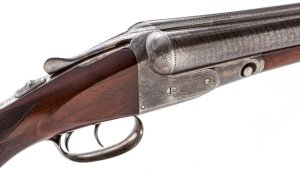 12 gauge Parker Bros. G Grade SxS Double Barrel Shotgun
